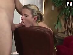 Pervert Son forces Anal with Mom - Cory chase