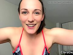 Daughter's Friend Holds You Down and Makes You Cum 3 Times
