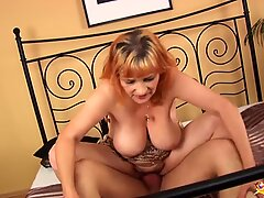 chubby 70 years old mom rough fucked