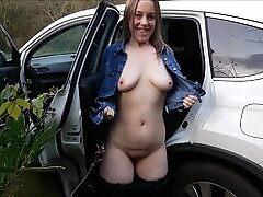 Risky bang-out in the Car Park