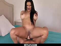 MYLF - mexican Milf Gets Her taut butt hole Creampied