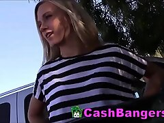 effortless teenage Babe Loves Money & Will Do nearly Anything